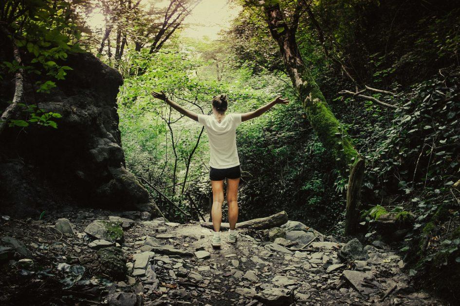 trail femme