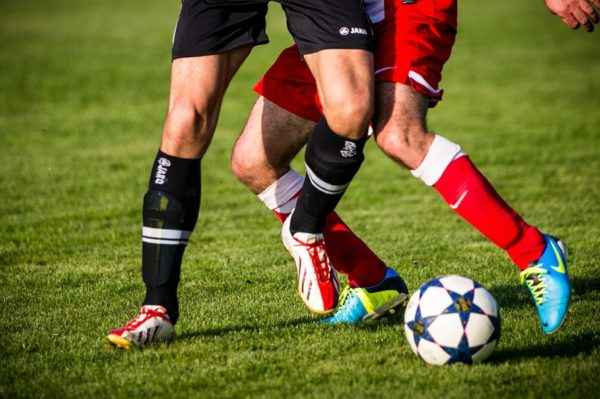 Industrie du football